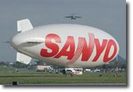 Sanyo Lightship & Boeing C-17
