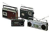 Кассетные магнитофоны