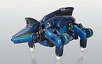 робот Banryu