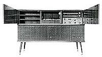 транзисторная стереосистема DC-600