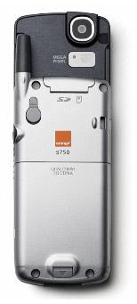 Фотокамера 1,3 Мп - телефон sanyo s750