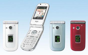 3G телефон SA700iS c GPS