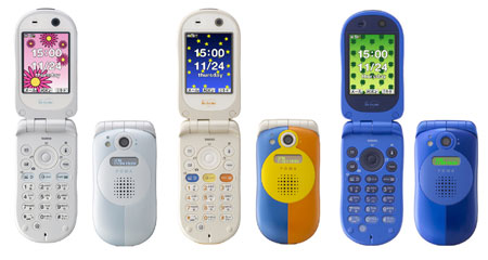Детский мобильный телефон Sanyo SA800i