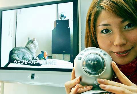 Всевидящее око Sanyo