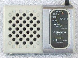 Sanyo RP-1250