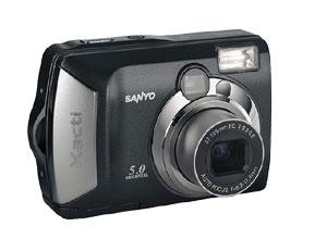 фотокамера Xacti S5