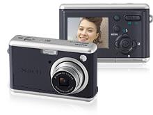 Цифровой фотоаппарат  Sanyo Xacti VPC-S6