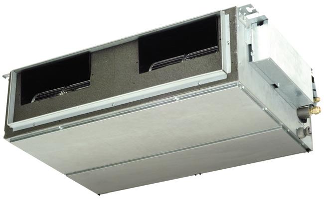 Инверторный канальный кондиционер Sanyo SAP-UCRV126EH
