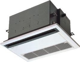 Полускрытые кондиционеры с 1-сторонним выходом воздуха / AS-тип