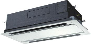 Полускрытые коПолускрытые кондиционеры с 2-сторонним выходом воздуха / S-тип
