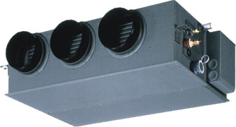 Скрытый канальный кондиционер / U-тип