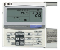 Пульт дистанционного управления с таймером RCS-TM80BG