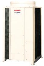 SPW-C0705H8 - Наружный блок промышленного кондиционера
