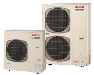 Промышленный кондиционер DC Inverter Sanyo