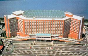 Отель Tokyo Bay Hotel