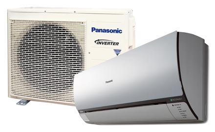 Бытовые кондиционеры Panasonic, инверторные и неинверторные сплит-системы