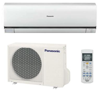 Инверторный кондиционер Panasonic CS-E7PKDW / CU-E7PKDW