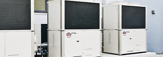 GHP(Gas Heat Pump)