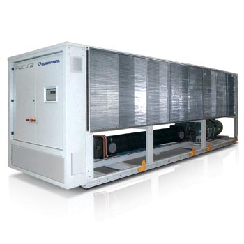 Chillers, air source for outdoor installation FOCS2/CA/CA-E