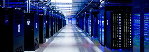 центр обработки данных фейсбук