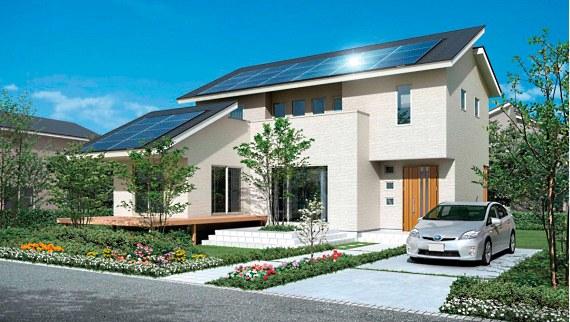 panasonic smart eco house