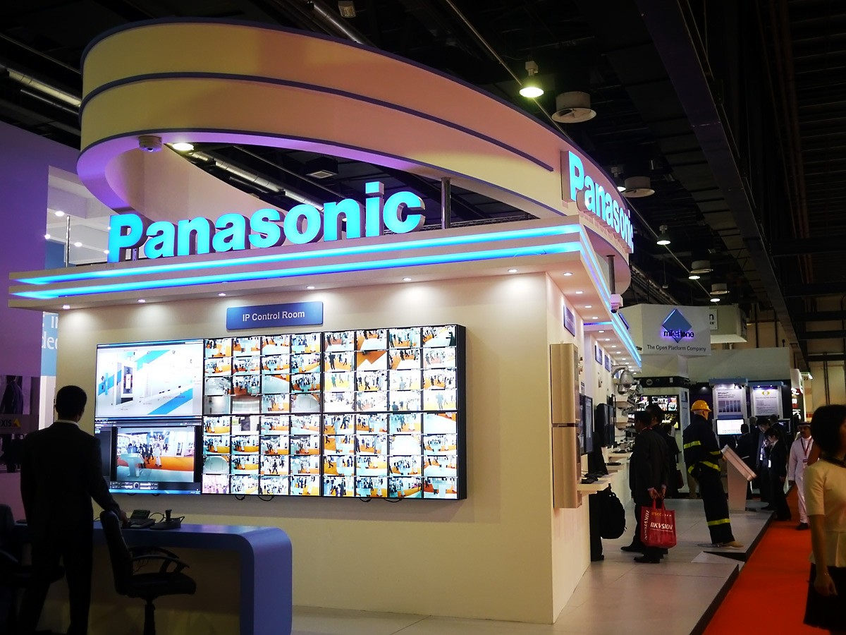 Intersec 2013 Panasonic