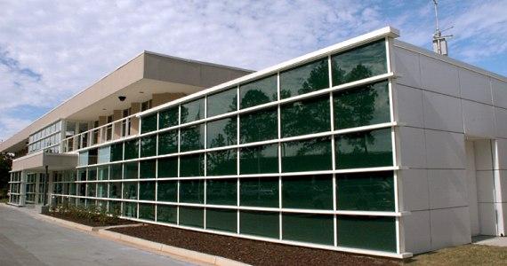 здание штаб-квартиры Американского общества инженеров по отоплению, охлаждению, и кондиционированию воздуха (ASHRAE) в Атланте