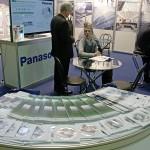 Стенд Полель на выставке Мир Климата 2013