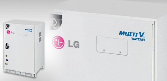 Water cooled VRF LG