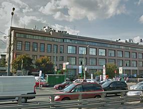 Бизнес-центр м.Нагатинская. VRF система - более 2500 кВт