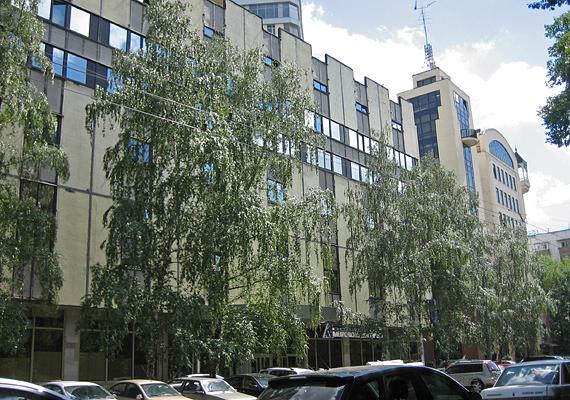 """6-этажное офисное здание ИФК """"Метрополь"""""""