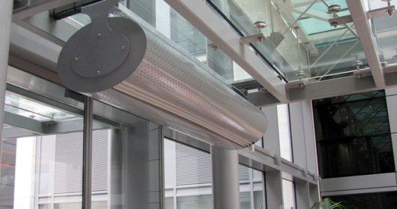 воздушные завесы Thermoscreens
