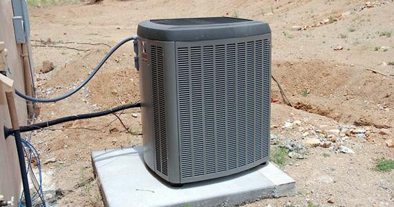 наружный блок HVAC