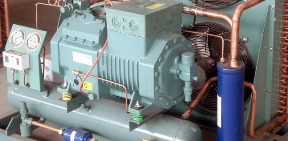 Bitzer-Air-Cooled-Condensing-Unit