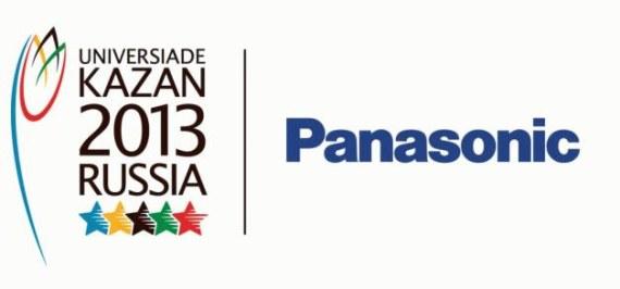 Panasonic Россия поддерживает XXVII Летнюю Универсиаду!