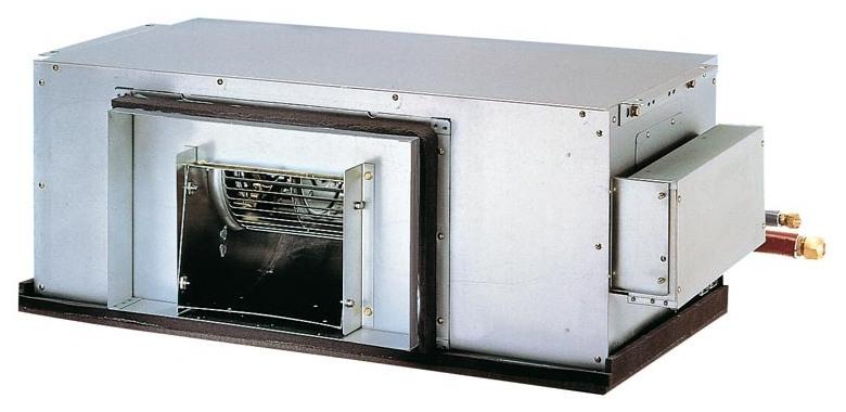 высоконапорный канальный кондиционер S-106ME1E5