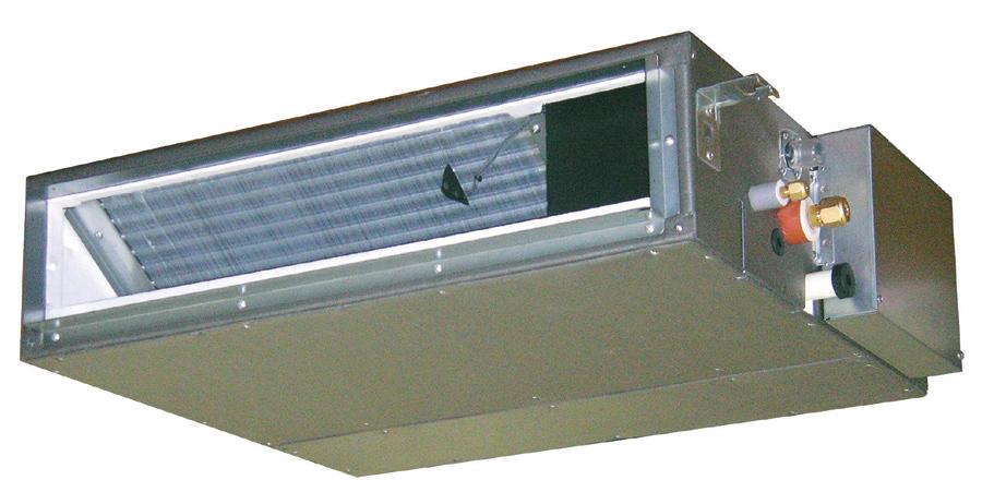 Тип M1 / плоский канальный кондиционер S-45MM1E5