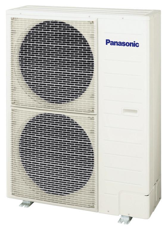 Наружный блок полупромышленного кондиционера Panasonic U-B43DBE8