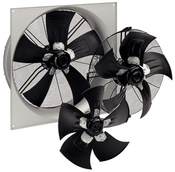 Energy-efficient fans whose motorsmake do without rare earth magnets.