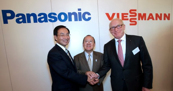Viessman Panasonic