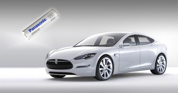 Panasonic и Tesla совместно разработали следующее поколение технологии батарей