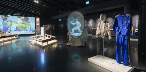 Олимпийского музея МОК