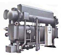 Абсорбционный чиллер на высокотемпературной горячей воде