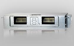 Средненапорные MSP внутренние канальные блоки VRF DVM S Samsung