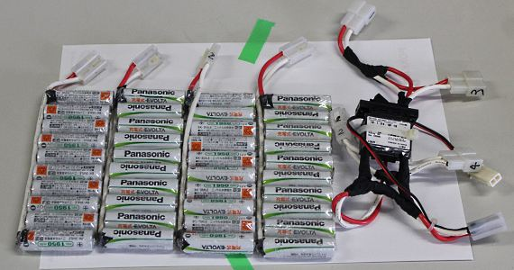 Rechargeable EVOLTA Batteries