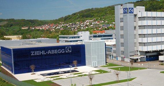 Ziehl-Abegg недавно открыл свои новые заводы в Таиланде и США, а также у себя дома, в Германии.