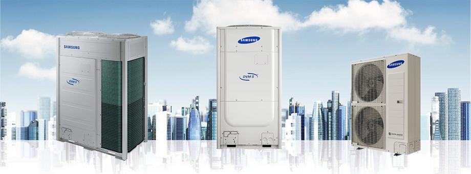Системы кондиционирования Samsung