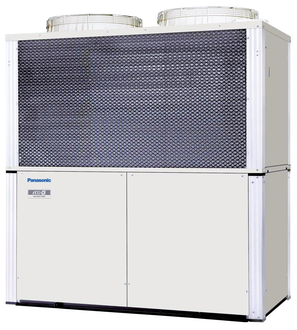 Газоприводная система Panasonic ECO G