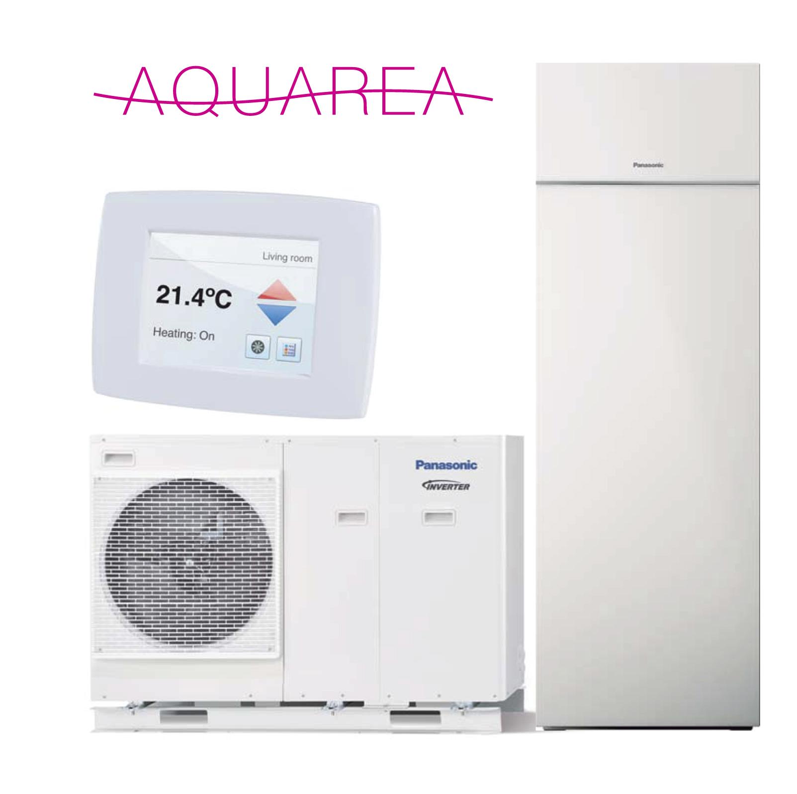 Aquarea - новое поколение тепловых насосов Panasonic