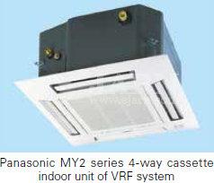 Новая линейка 4-поточных кассетных внутренних блоков для VRF-систем кондиционирования от Panasonic